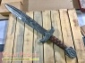 The Chronicles of Narnia  The Lion  the Witch and the Wardrobe original movie prop weapon