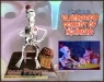 Claymation Comedy of Horrors original movie prop