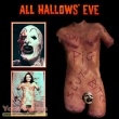 All Hallows Eve original make-up   prosthetics