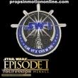 Star Wars The Phantom Menance original film-crew items