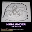 Highlander  The Source original production material