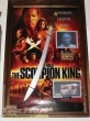 The Scorpion King original movie prop