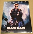 Black Rain original production material