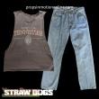 Straw Dogs original movie costume