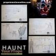 Haunt original production material