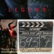 Legend original production material