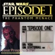 Star Wars Episode 1  The Phantom Menace original production material