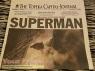 Man of Steel original movie prop
