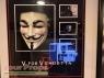 V for Vendetta original movie costume