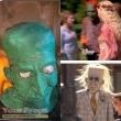 Return to Halloweentown original make-up   prosthetics