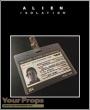 Alien Isolation (Video Game 2014 replica movie prop