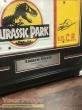 Jurassic Park replica production artwork