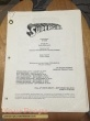 Supergirl original production material