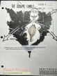The Addams Family original production artwork