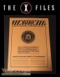 The X-Files replica movie prop