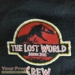 Jurassic Park 2  The Lost World original film-crew items