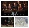 Vikings original production artwork