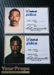 Beverly Hills Cop made from scratch movie prop
