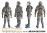 Armageddon original movie costume