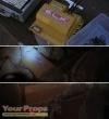 Dantes Peak original movie prop
