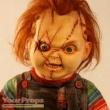 Bride of Chucky original movie prop