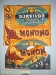 Survivor One World original movie prop