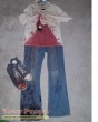 Texas Chainsaw Massacre  The Beginning original movie costume