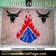 Highlander original movie prop