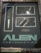 Alien  Resurrection original movie prop weapon