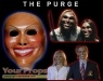 The Purge replica movie prop