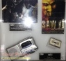 Saw II original movie prop