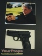 Navy NCIS  Naval Criminal Investigative Service original movie prop weapon