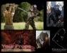 Predators Sideshow Collectibles movie prop