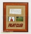 Fight Club original movie prop