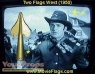 Two Flags West original movie prop