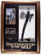 Brotherhood of the Wolf original movie prop