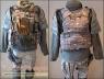 World War Z original movie costume