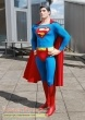 Superman replica movie costume