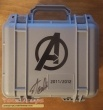 The Avengers original film-crew items
