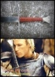 A Knights Tale Factory X movie prop weapon
