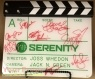 Serenity original production material