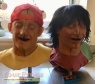 Bill and Teds bogus journey original make-up   prosthetics