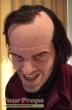 The Shining replica make-up   prosthetics