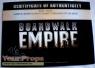 Boardwalk Empire original movie prop