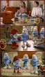 The Smurfs 2 original set dressing   pieces