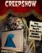 Creepshow original production artwork