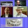 Agatha Christie  Poirot original movie costume