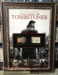 A Walk Among the Tombstones original movie prop