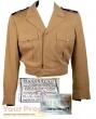Harry Cohn V-E Military Jacket original movie costume