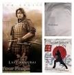 The Last Samurai original film-crew items
